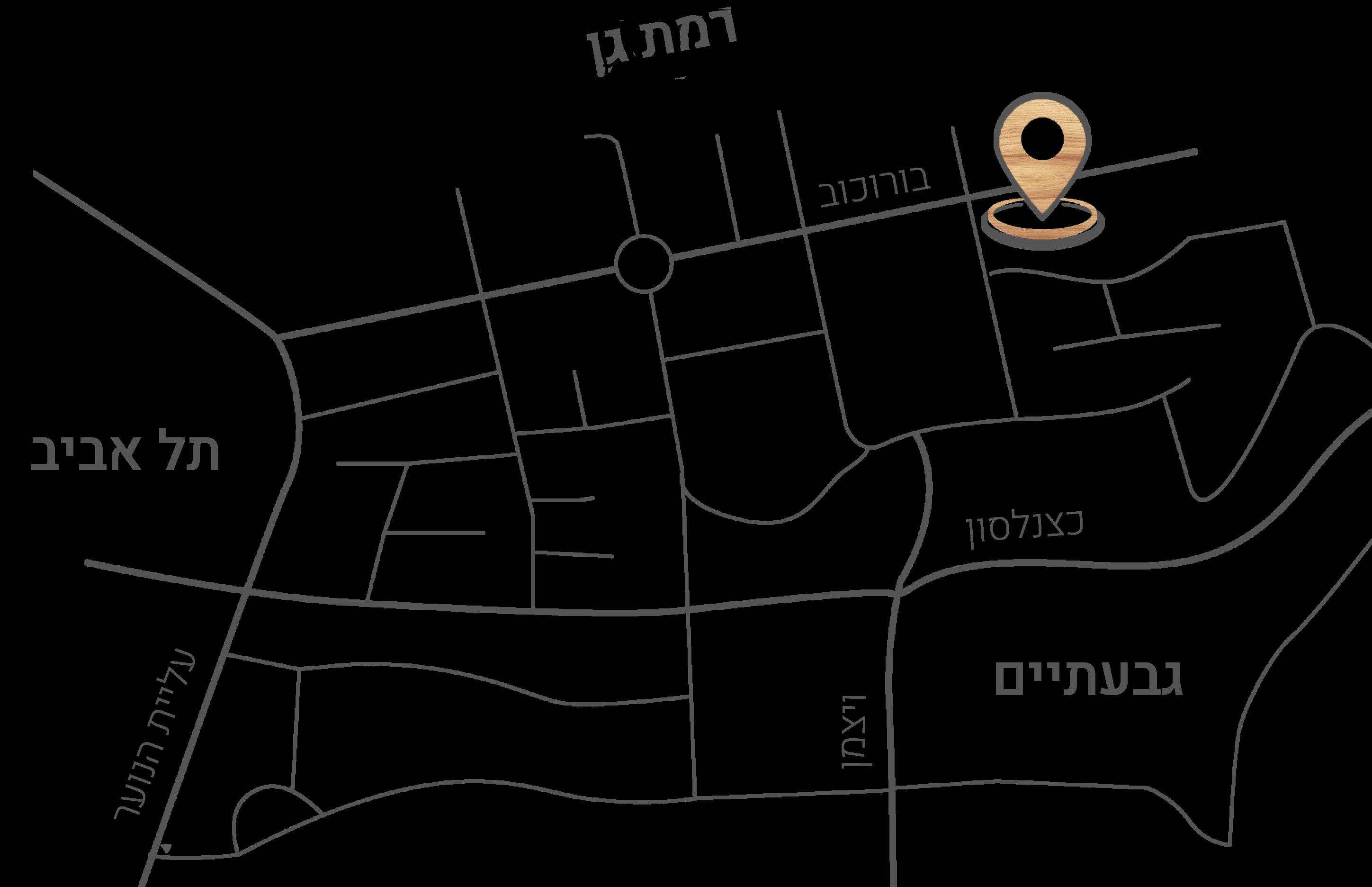 קניון פרנגלי מפת בורוכוב 54